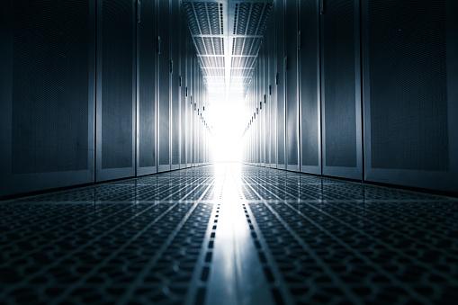 Internet of Things「The data center」:スマホ壁紙(2)