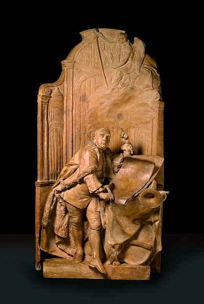 Model - Object「Modello For The Monument To George Frideric Handel In Westminster Abbey」:写真・画像(1)[壁紙.com]