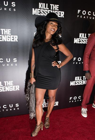 "Sonja Sohn「""Kill The Messenger"" New York Screening - Arrivals」:写真・画像(15)[壁紙.com]"