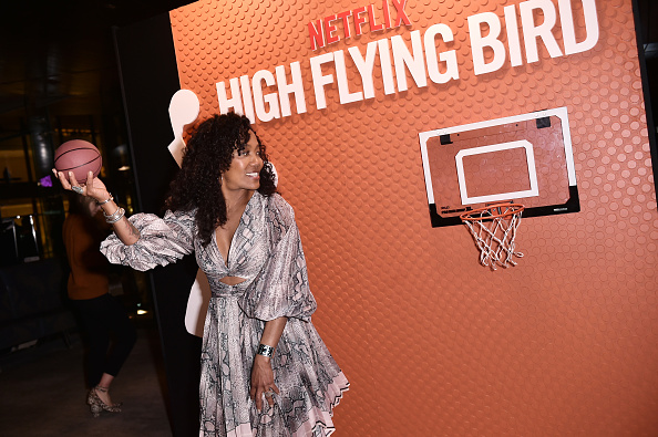 "Sonja Sohn「Netflix ""High Flying Bird"" - Film Comment Select Special Screening」:写真・画像(17)[壁紙.com]"