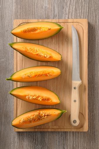 メロン「melon」:スマホ壁紙(5)