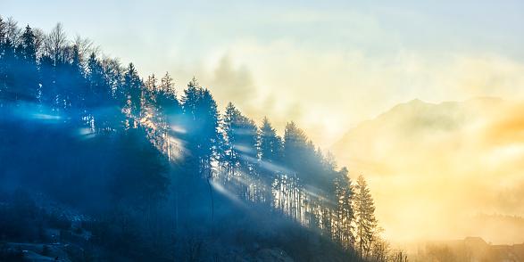 Atmospheric Mood「amazing sunset time」:スマホ壁紙(0)
