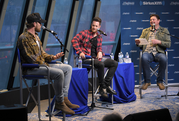 SIRIUS XM Radio「SiriusXM's Town Hall With Florida Georgia Line At The SiriusXM Nashville Studios」:写真・画像(4)[壁紙.com]