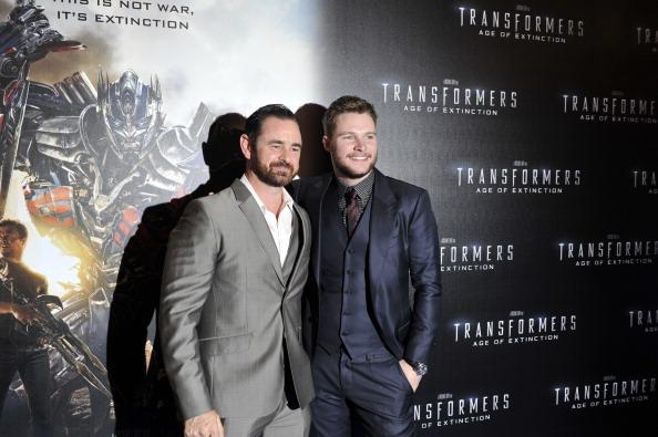 "Transformers - Age of Extinction「Irish Premiere Of ""Transformers 4: Age Of Extinction""」:写真・画像(14)[壁紙.com]"