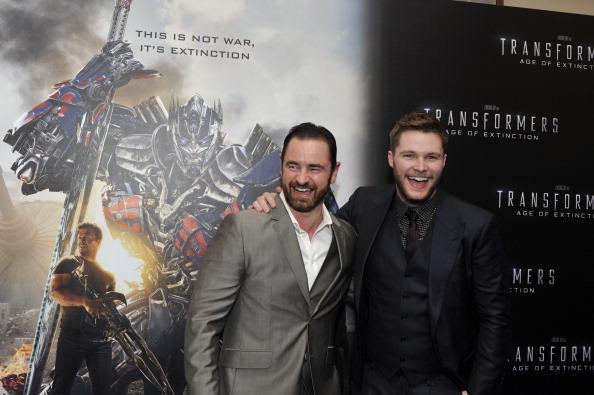 "Transformers - Age of Extinction「Irish Premiere Of ""Transformers 4: Age Of Extinction""」:写真・画像(15)[壁紙.com]"