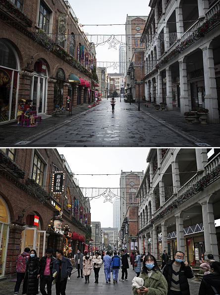 Street「Wuhan: Then And Now」:写真・画像(7)[壁紙.com]