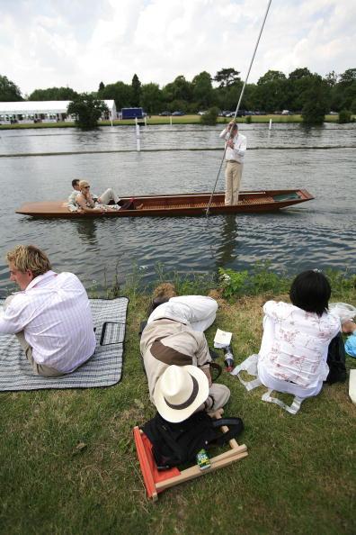 ヘンリーロイヤルレガッタ「Henley Royal Regatta 2006 - Day 2」:写真・画像(8)[壁紙.com]
