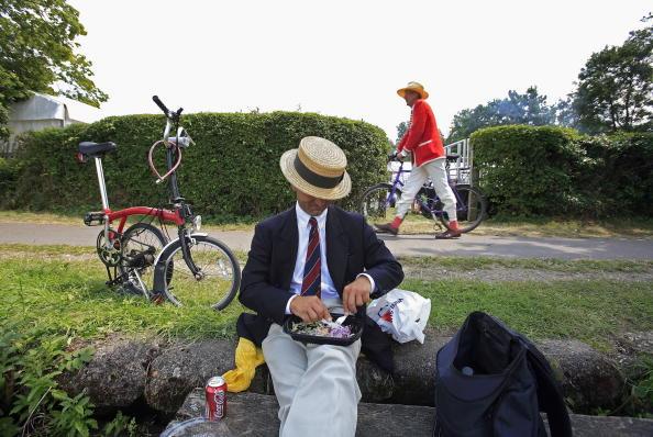 ヘンリーロイヤルレガッタ「Henley Royal Regatta 2006 - Day 2」:写真・画像(14)[壁紙.com]