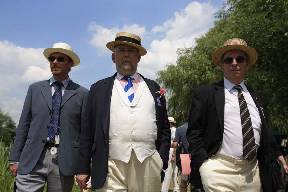 ヘンリーロイヤルレガッタ「Henley Royal Regatta 2006 - Day 2」:写真・画像(10)[壁紙.com]