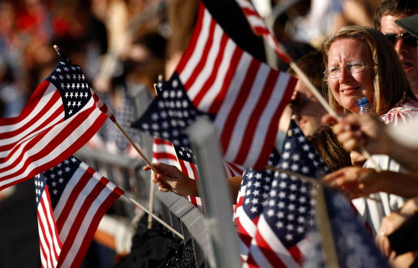 Wave「2008 Democratic National Convention: Day 4」:写真・画像(7)[壁紙.com]