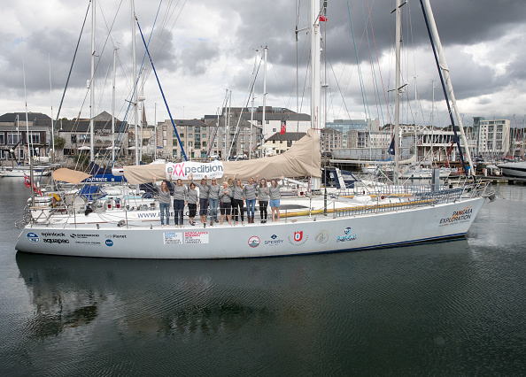 魚・熱帯魚「All Female Crew Sail Around The UK To Highlight The Problem Of Ocean Litter」:写真・画像(15)[壁紙.com]