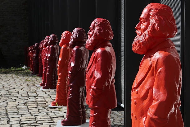 500 Karl Marx Statues Are Highlight Of Trier Exhibition:ニュース(壁紙.com)