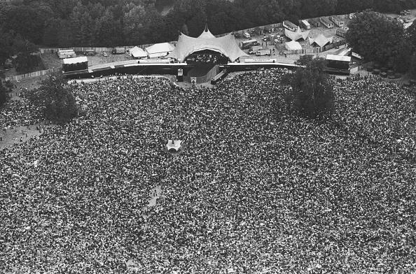 Crowd「Knebworth Festival」:写真・画像(9)[壁紙.com]