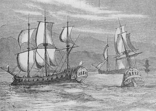 オーストラリア「The First Fleet」:写真・画像(16)[壁紙.com]