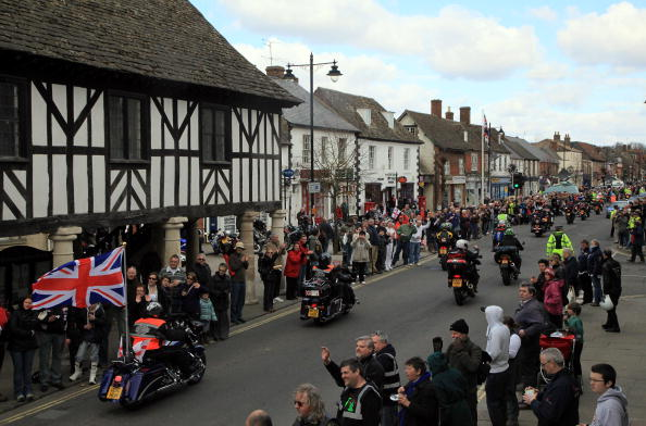 Support「Bikers Pay Tribute To Wootton Bassett In Mass Rally」:写真・画像(0)[壁紙.com]