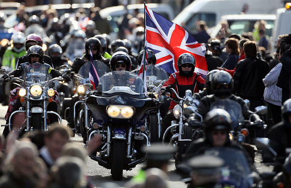 Support「Bikers Pay Tribute To Wootton Bassett In Mass Rally」:写真・画像(3)[壁紙.com]