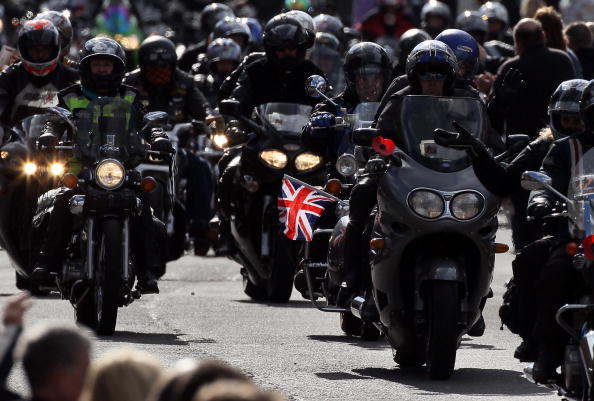 Support「Bikers Pay Tribute To Wootton Bassett In Mass Rally」:写真・画像(1)[壁紙.com]