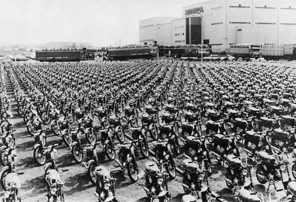 Motorcycle「Honda Works」:写真・画像(8)[壁紙.com]
