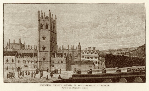 17th Century「Magdalen College, Oxford, 17th century」:写真・画像(12)[壁紙.com]