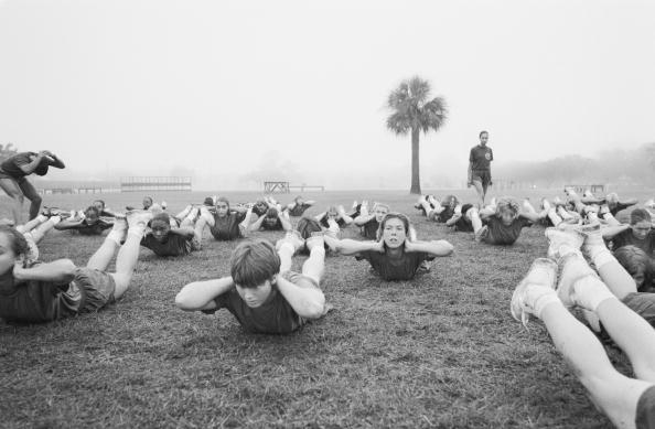 Tom Stoddart Archive「Women Marines」:写真・画像(3)[壁紙.com]