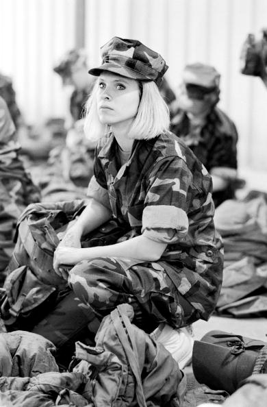 Tom Stoddart Archive「Women Marines」:写真・画像(10)[壁紙.com]