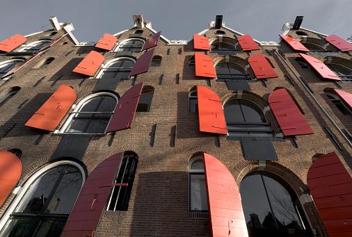 Amsterdam「Canal House」:スマホ壁紙(19)