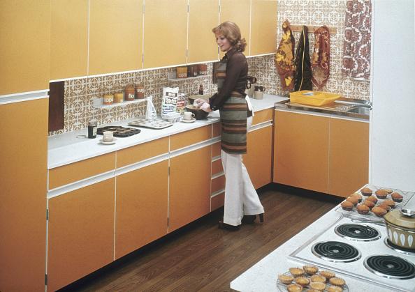 1970-1979「Cake Making」:写真・画像(6)[壁紙.com]