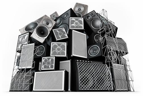 Amplifier「Speaker Stack」:スマホ壁紙(14)