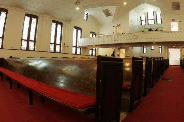 Baptist「MLK Widow Coretta Scott King Dies At 78」:写真・画像(3)[壁紙.com]