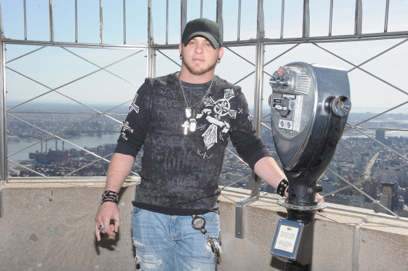 Empire State Building「Brantley Gilbert Performs At The Empire State Building」:写真・画像(11)[壁紙.com]
