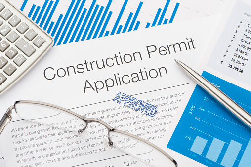 Receiving「Approved Construction Permit Application」:スマホ壁紙(4)