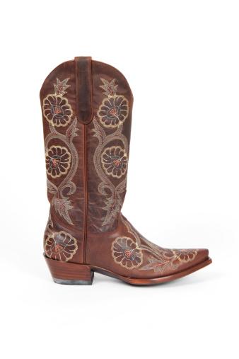 Embroidery「Cowboy Boot (XXXL)」:スマホ壁紙(2)