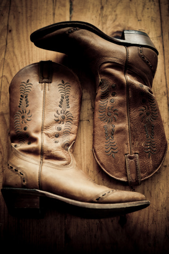 Side View「Cowboy boot」:スマホ壁紙(9)
