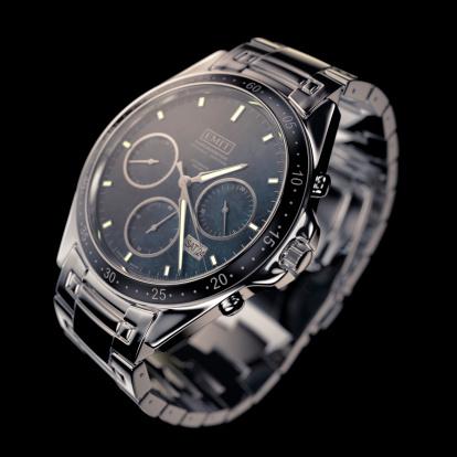 Watch - Timepiece「Watch」:スマホ壁紙(2)