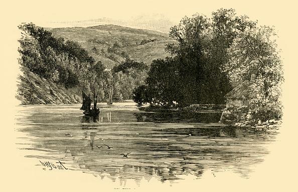 Water Surface「On The Dart At Waynfleet」:写真・画像(10)[壁紙.com]