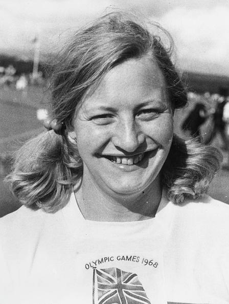 Gold Medal「Mary Peters」:写真・画像(1)[壁紙.com]