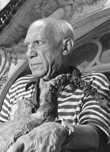 Sculpture「Pablo Picasso」:写真・画像(2)[壁紙.com]