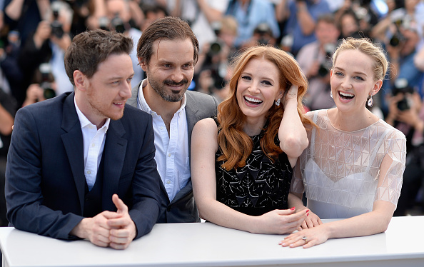 "Pascal Le Segretain「""The Disappearance Of Eleanor Rigby"" Photocall - The 67th Annual Cannes Film Festival」:写真・画像(13)[壁紙.com]"