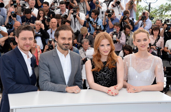 "Pascal Le Segretain「""The Disappearance Of Eleanor Rigby"" Photocall - The 67th Annual Cannes Film Festival」:写真・画像(6)[壁紙.com]"