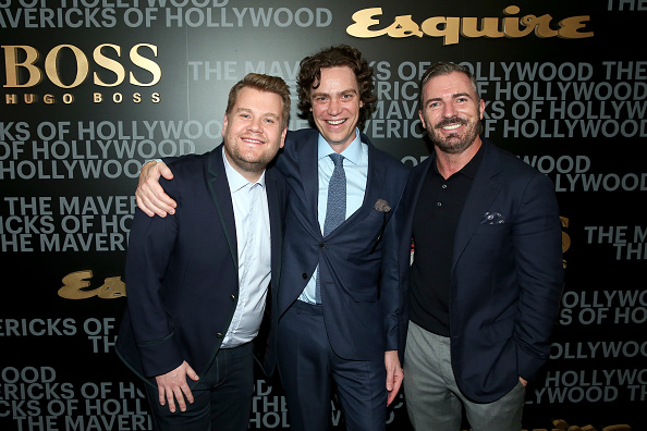 Publisher「Esquire Celebrates March Cover Star James Corden and the Mavericks of Hollywood Presented by Hugo Boss」:写真・画像(11)[壁紙.com]