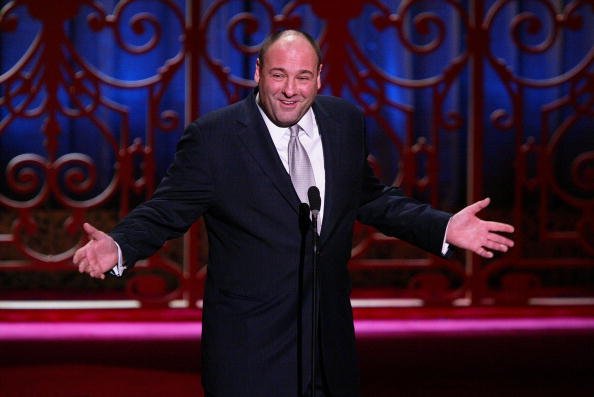 James Gandolfini「American Museum Of The Moving Image Salute To John Travolta」:写真・画像(2)[壁紙.com]