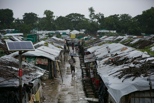 Refugee Camp「Rohingya Refugees Mark Two Years Since The Crisis」:写真・画像(19)[壁紙.com]