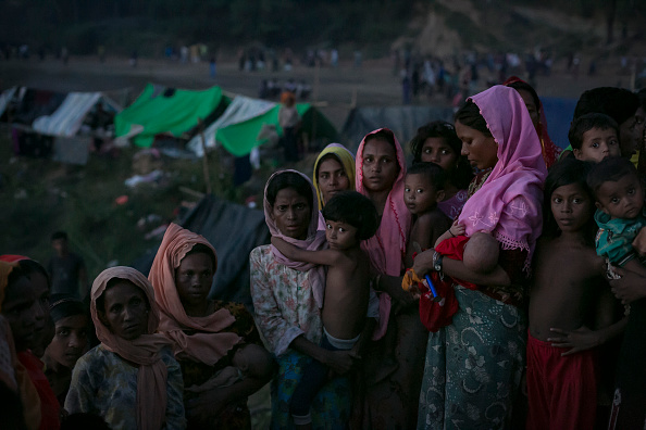 Rohingya Culture「Rohingya Refugees Flood Into Bangladesh」:写真・画像(16)[壁紙.com]