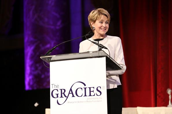ミッドタウンマンハッタン「The Gracies, Presented By The Alliance For Women In Media Foundation」:写真・画像(4)[壁紙.com]