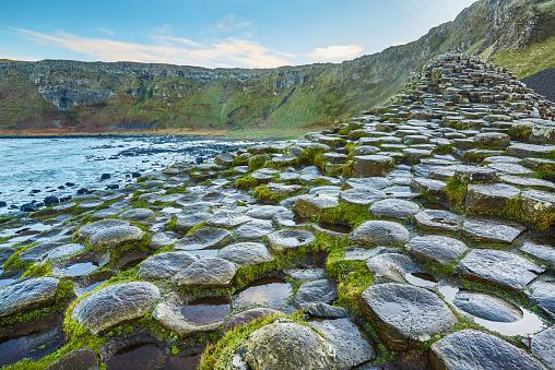Basalt「The Giant's Causeway,County Antrim」:スマホ壁紙(19)