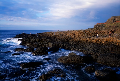 Basalt「The Giants Causeway, Co Antrim, Ireland」:スマホ壁紙(15)