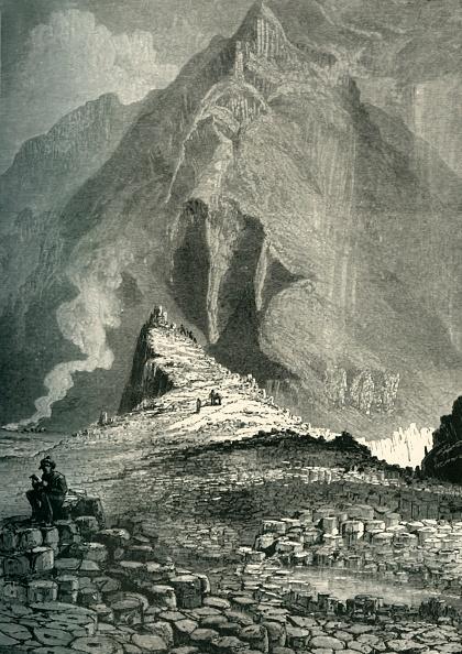 Basalt「The Giants Causeway C」:写真・画像(7)[壁紙.com]