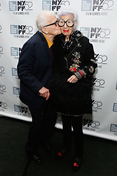 "The Walter Reade Theater「""Iris"" Photo Call - 52nd New York Film Festival」:写真・画像(12)[壁紙.com]"