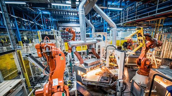 ������「Automated factory」:スマホ壁紙(0)