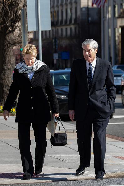 トピックス「Special Counsel Mueller's Trump-Russia Probe Report Reviewed By Attorney General William Barr」:写真・画像(15)[壁紙.com]